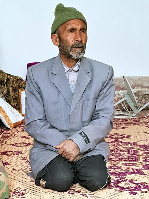 خرید زعفران غلامرضا زارعی