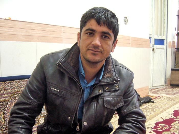 خرید زعفران علیرضا غلامی