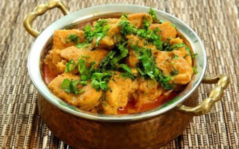 Shahjahani Chicken: Iranian and Indian Culinary Arts Meet